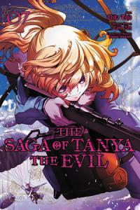 The Saga of Tanya the Evil  Vol  7  manga  PDF