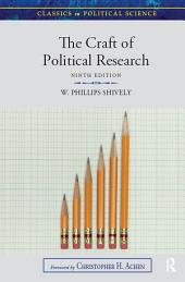 The Craft of Political Research: Edition 9