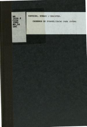 Cadernos De Evangeliza O Para Jovens Pelos Caminhos Da Vida