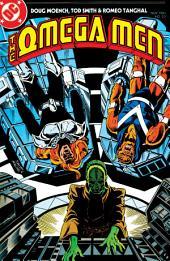 The Omega Men (1983-) #20