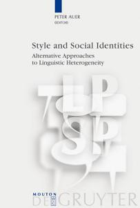 Style and Social Identities PDF