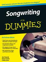 Songwriting f  r Dummies PDF