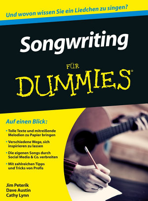 Songwriting f  r Dummies PDF