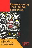 Reenvisioning Theological Education PDF
