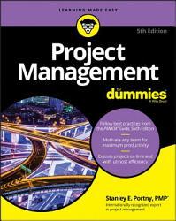 Project Management For Dummies PDF