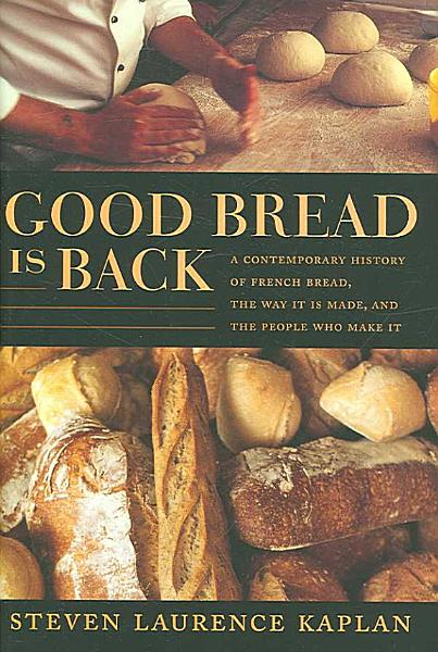 Download Good Bread Is Back Book
