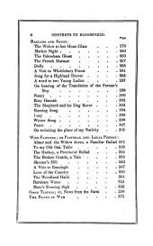 The seasons & Castle of indolence, by Thomson. The farmer's boy, Rural tales, Banks of the Wye, &c. &c., by Bloomfield