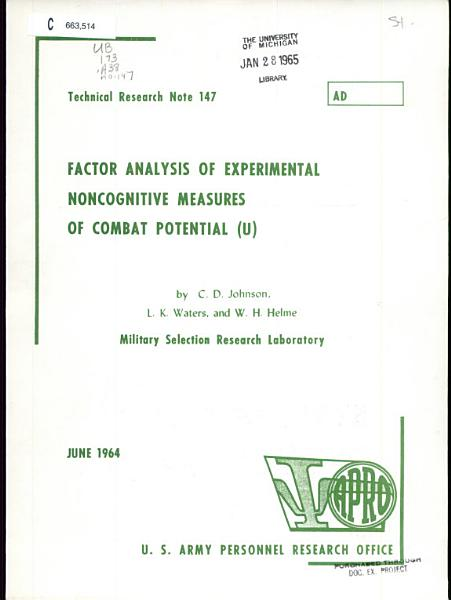 Technical Research Note PDF