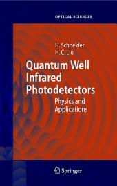 Quantum Well Infrared Photodetectors: Physics and Applications