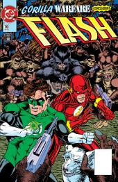 The Flash (1987-) #70