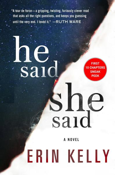 Download He Said She Said First 10 Chapters Sample Book