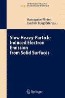Slow Heavy-Particle Induced Electron Emission from Solid Surfaces