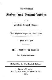 Sammtliche Kinder- Und Jugend Schriften: Bände 13-14