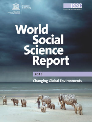 World Social Science Report 2013 Changing Global Environments