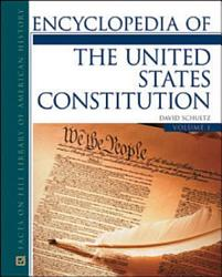 Encyclopedia Of The United States Constitution Book PDF