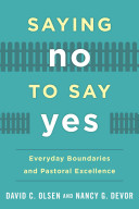 Saying No to Say Yes PDF