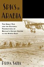 Spies in Arabia