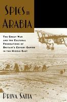 Spies in Arabia PDF