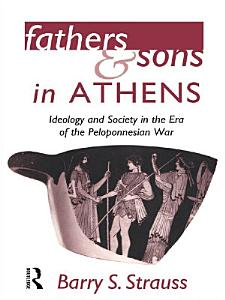 Fathers and Sons in Athens Book