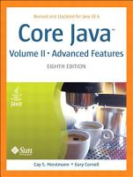 Core Java  Volume II  Advanced Features PDF