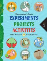 Environmental Studies  Experiments  Projects  Activities  Book 1 PDF