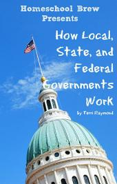 How Local, State, and Federal Governments Work: Fourth Grade Social Science Lesson, Activities, Discussion Questions and Quizzes