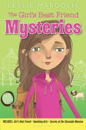 The Girl's Best Friend Mysteries