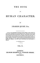 The Book of Human Character: Volume 2