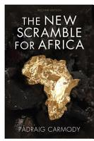 The New Scramble for Africa PDF