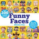 Funny Faces Sticker Fun