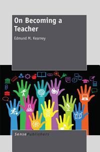 On Becoming a Teacher Book