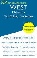 WEST Chemistry - Test Taking Strategies