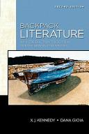 Backpack Literature   Myliteraturelab Student Access