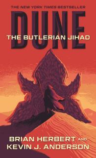 Dune  The Butlerian Jihad Book