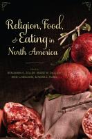 Religion  Food  and Eating in North America PDF