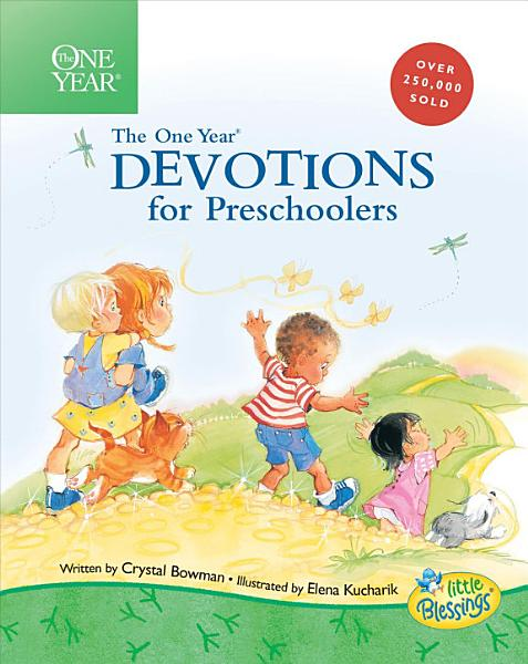 Download The One Year Book of Devotions for Preschoolers Book