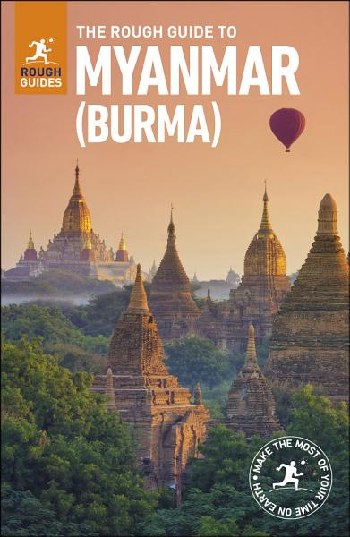 The Rough Guide To Myanmar Burma Travel Guide Ebook