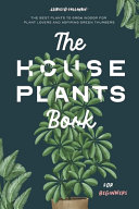 The Houseplants Book for Beginners