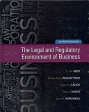 The Legal and Regulatory Environment of Business PDF