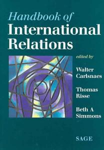 Handbook of International Relations Book