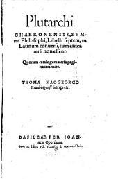 Libelli septem Convivium