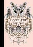Summer Nights 20 Postcards