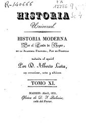 Historia moderna: Volumen 11