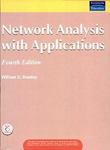 Network Analysis With Applications  4 E  With Cd  PDF