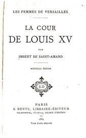 La Cour de Louis XV