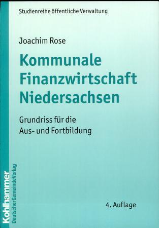 Kommunale Finanzwirtschaft Niedersachsen PDF