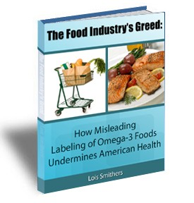 The Food Industry's Greed: How Misleading Labeling of Omega-3 Foods Undermines American Health