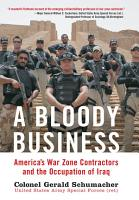 A Bloody Business PDF
