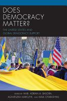 Does Democracy Matter  PDF
