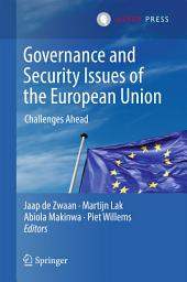 Governance and Security Issues of the European Union: Challenges Ahead